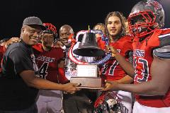 THS Battle of the Berg trophy
