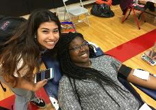 THS Blood Drive 1