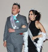 THS Prom Queen and King