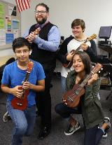 THS Ukelele Club