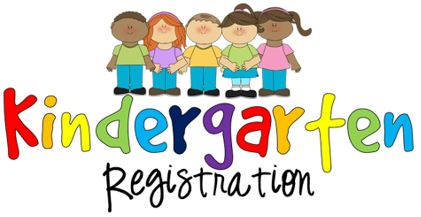 Kinder Registration 2017