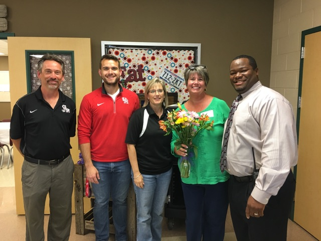 2017 GRHS Volunteer of the Year