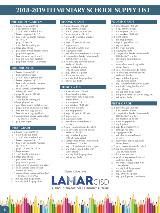 2018-2019 School Supply List_Page_1