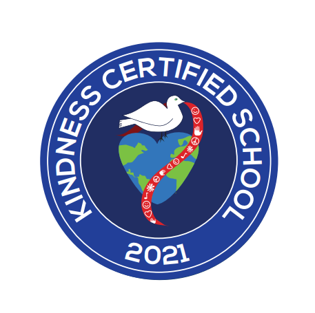 Kindness Certified School Seal
