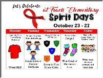 Red Ribbon Week 2017 flyer