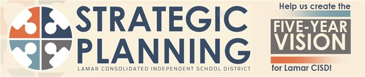 Strategic Planning School Banner