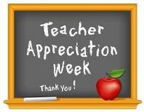 Teacher Appreciaiton