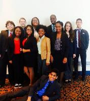 DECA District Conference