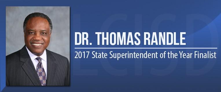 2017 Dr Randle