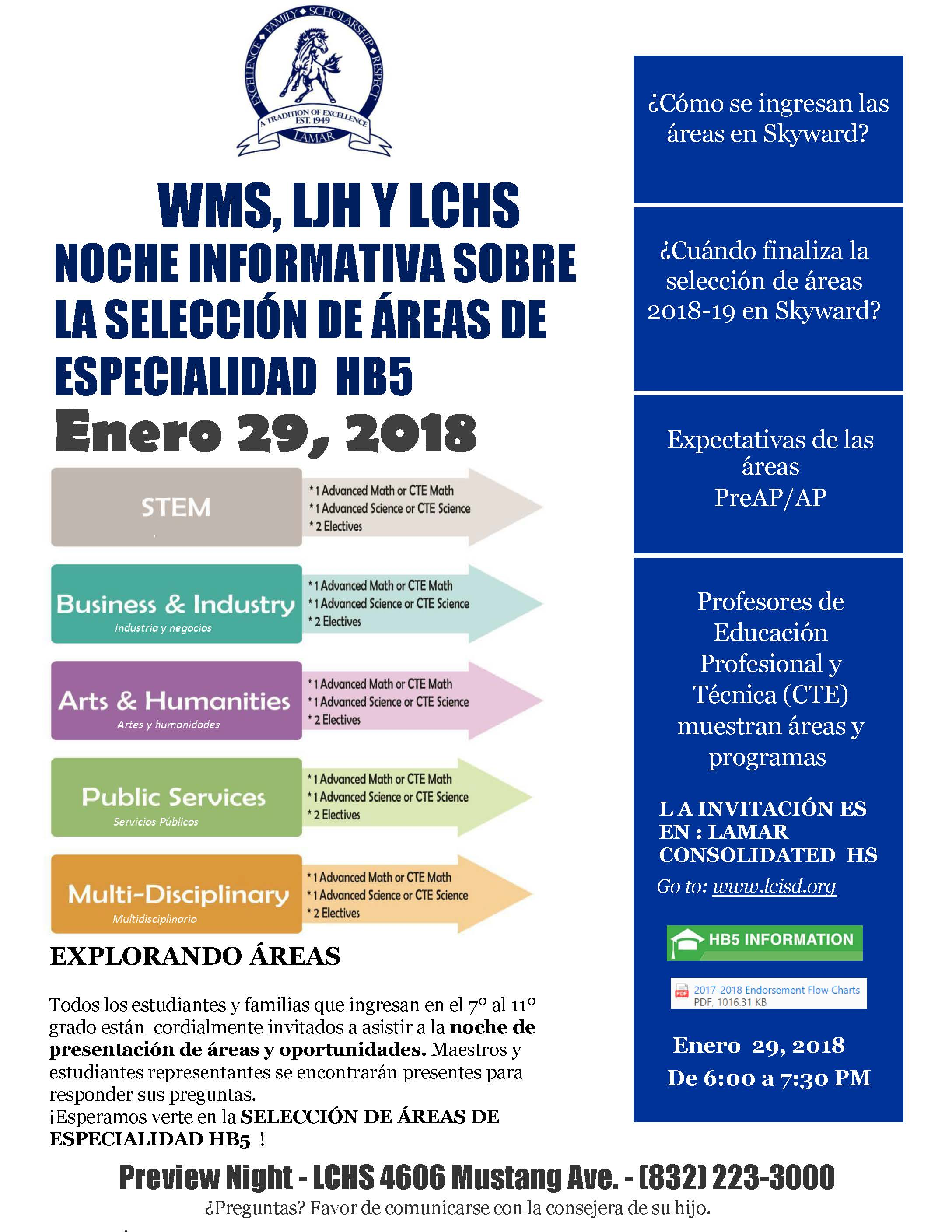 Spanish HB5 Course Selection Preview Night Flyer Blue track- Jan  2018.pdf SP