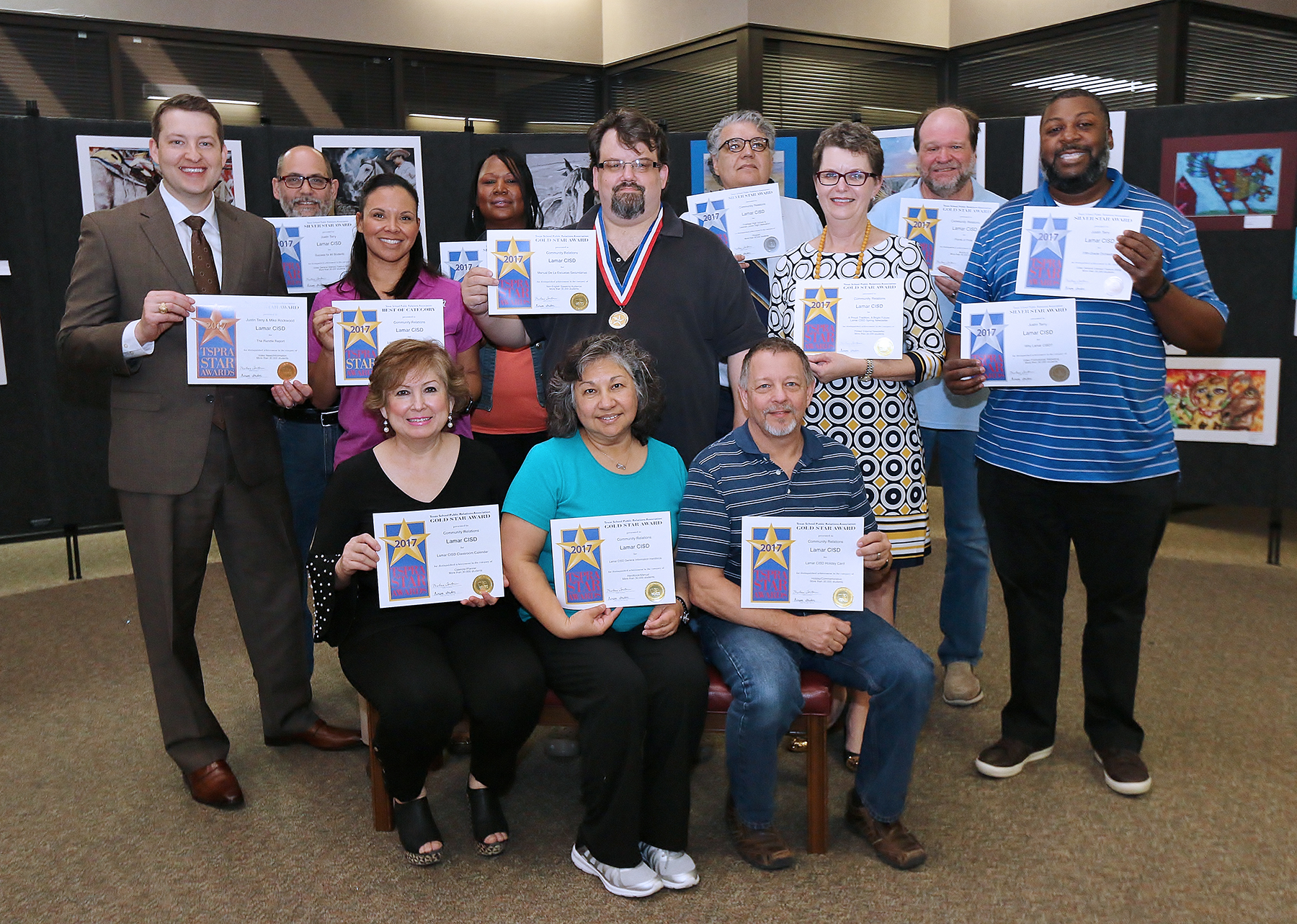 Community Relatiions Awards