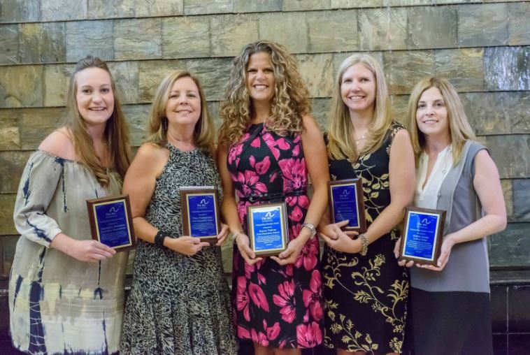 Frost staff honored by Arc of Fort Bend County